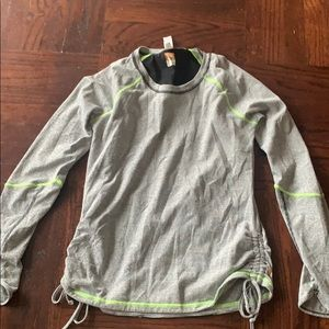 Lucy thermal layer size m